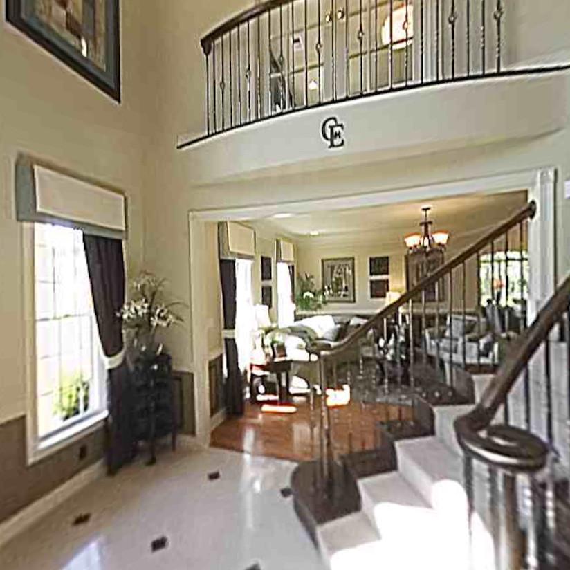 Dominion Valley Country Club Estates The Hampton Home Design