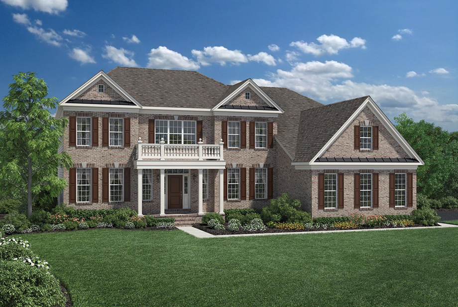 Haymarket Va New Homes For Sale Dominion Valley Country Club Estates