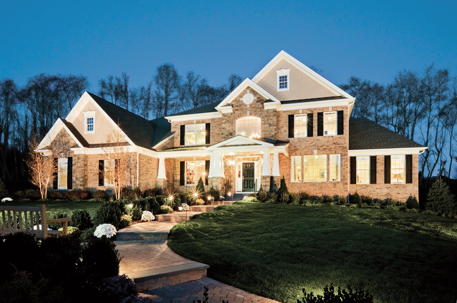 Alexandria Estates The Harding Home Design