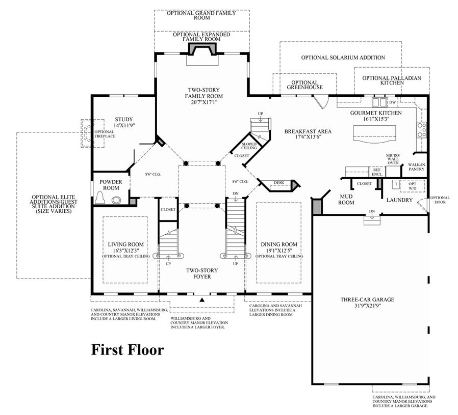 Harding - 1st Floor