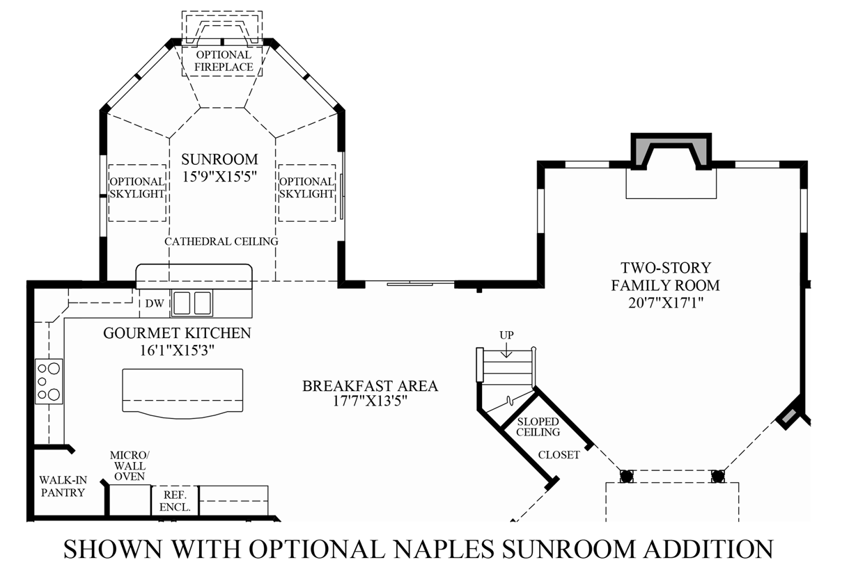 Kitchen Floor Plans With Island And Walk In Pantry Fair 100