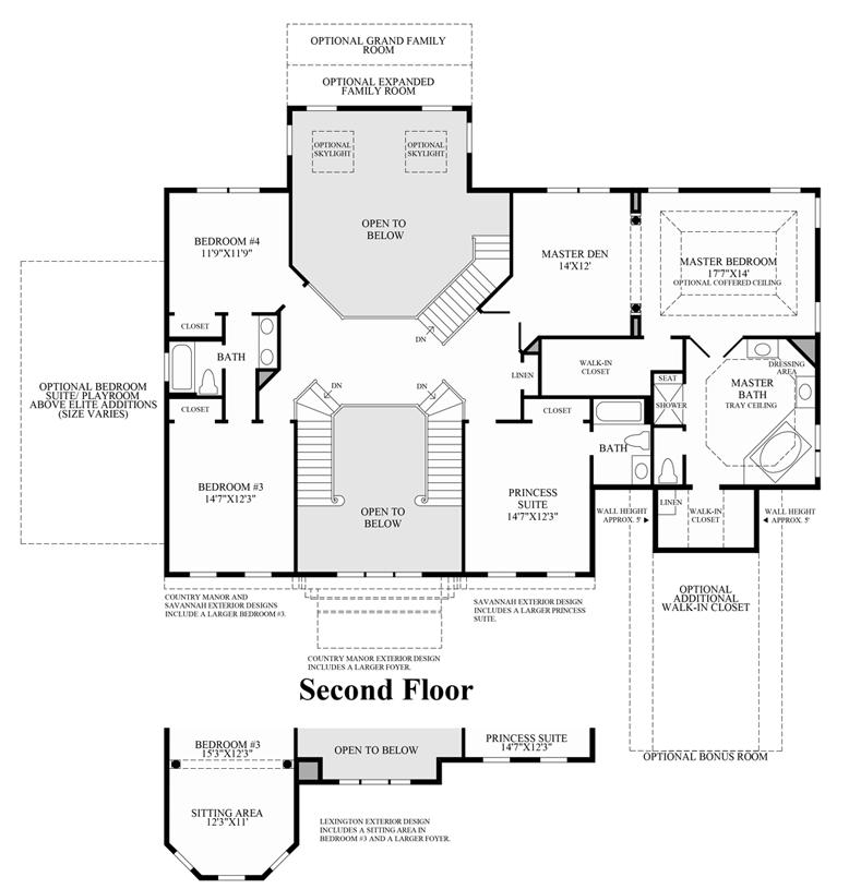Arbor Homes Floor Plans: Riding Oaks Of Ann Arbor