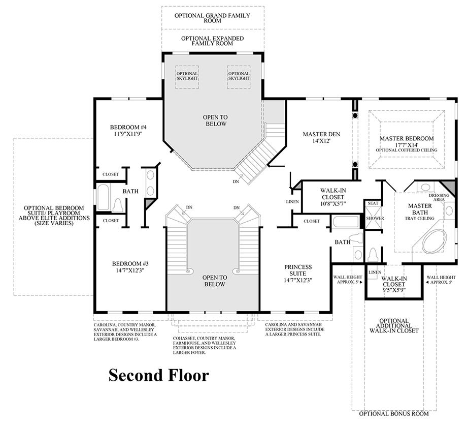 Westchester Master Bath: Summit Estates At Westchester Quick Delivery Home
