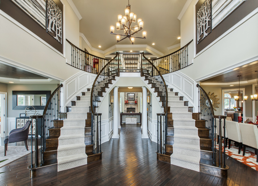 Alexandria Estates | The Duke Home Design