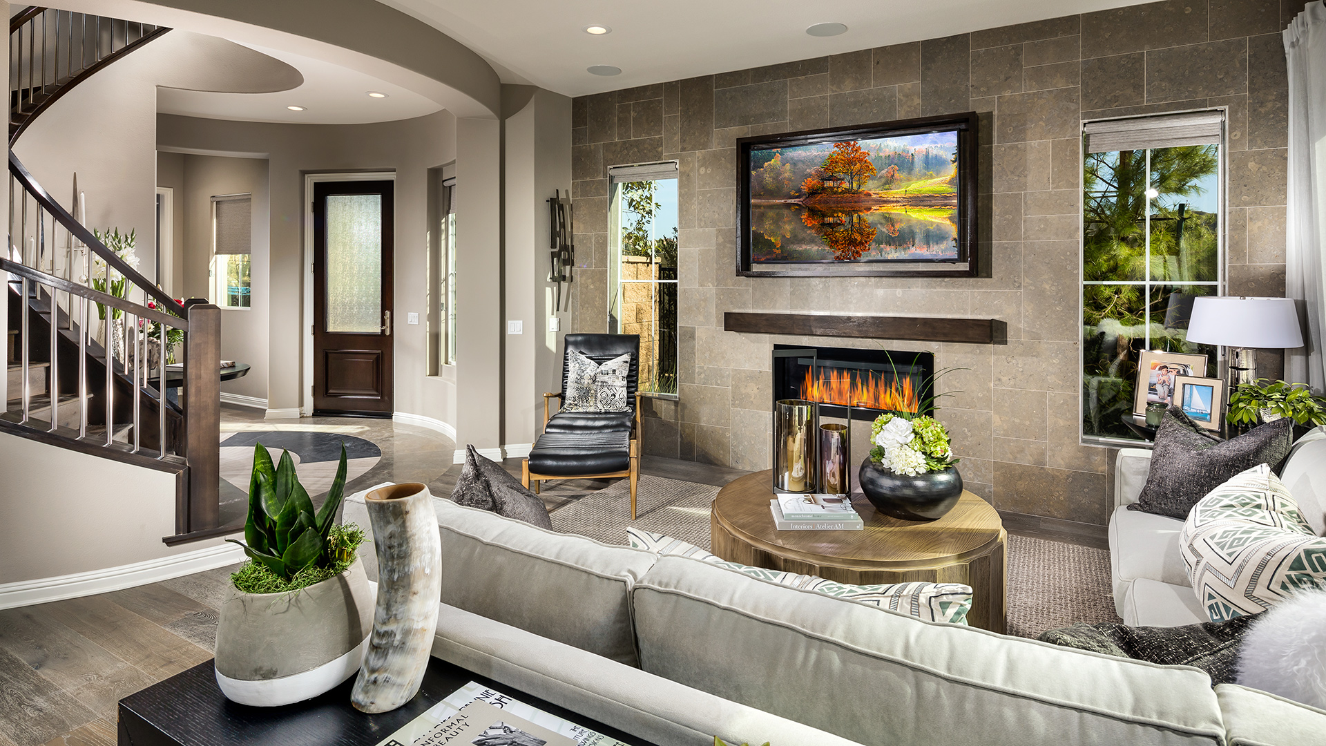 The Canyons at Porter Ranch - Peak Collection Quick Delivery Home
