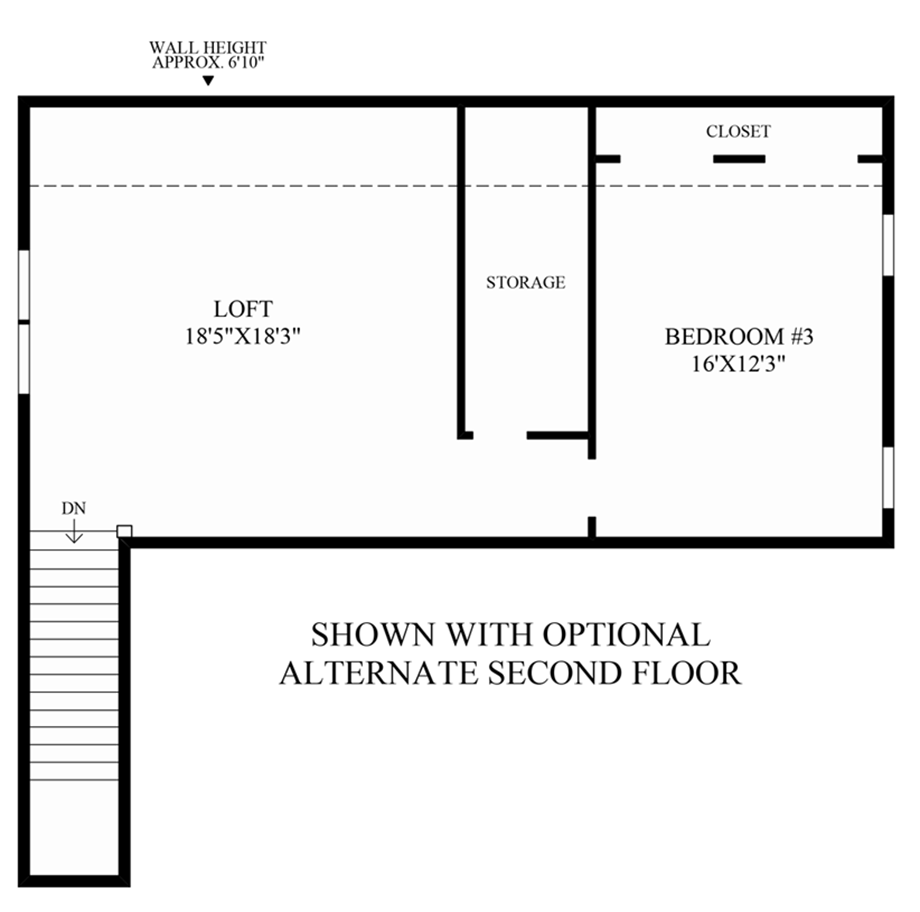 Harrison Floor Plan