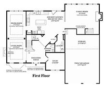 Harvard - 1st Floor