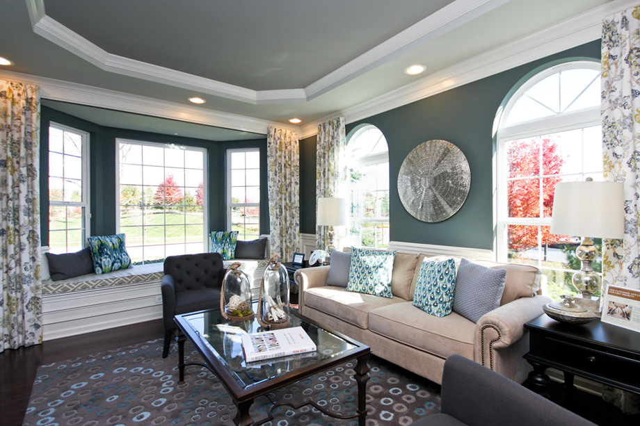 Bowes creek country club the masters collection the for 2nd living room ideas