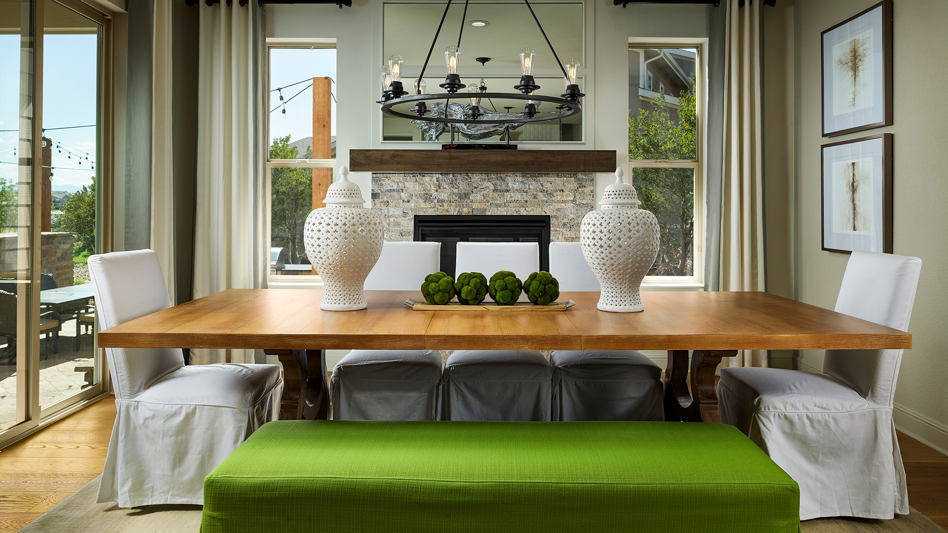 North Hill - The Overlook Collection | The Haywood Home Design