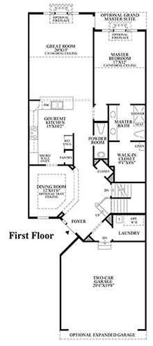 Henderson - 1st Floor