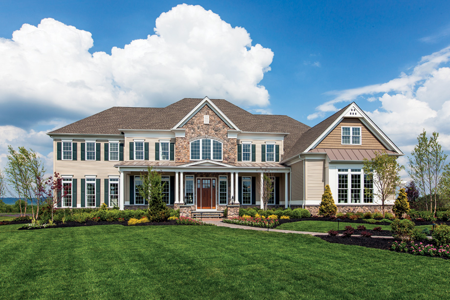 Estates At Bamm Hollow The Henley Home Design