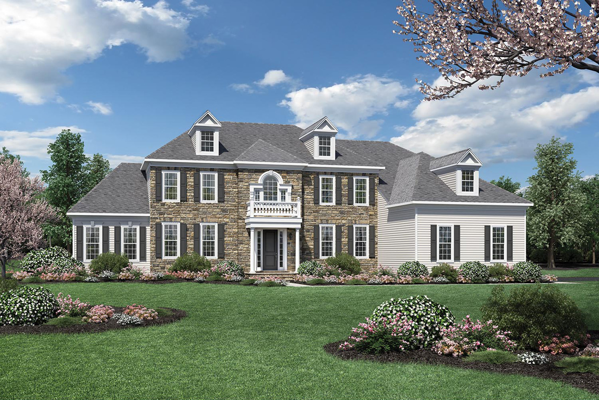 Single Family & Carriage Home Collections   Liseter Residences