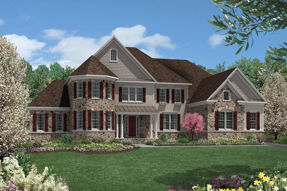 Woodlands Of Geddes Glen The Henley Home Design