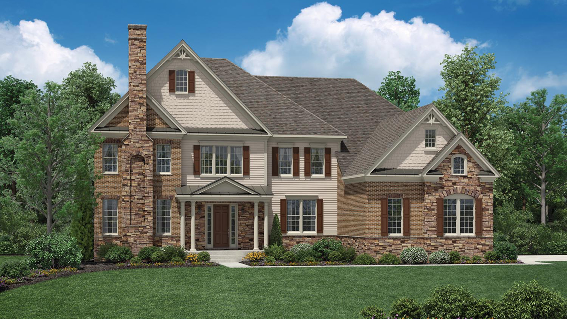 Henley Homes Floor Plans Hasentree Signature Collection The Henley Home Design