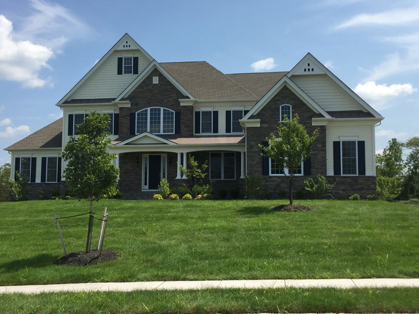 Steeplechase At Branchburg The Henley Home Design