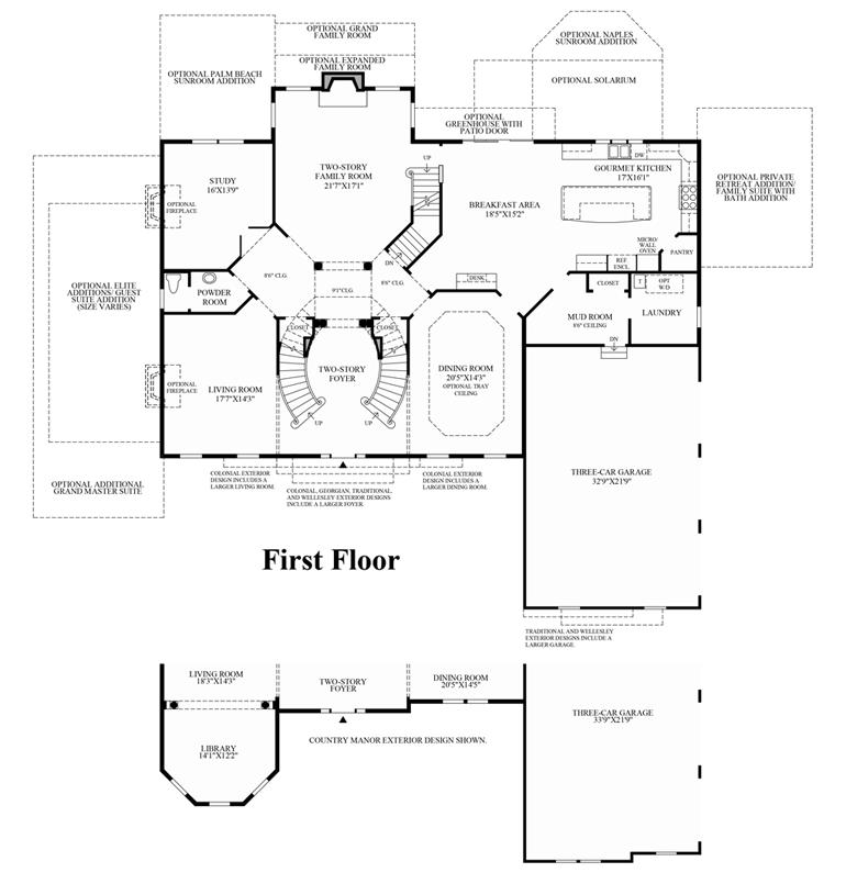 Henley Traditional - 1st Floor