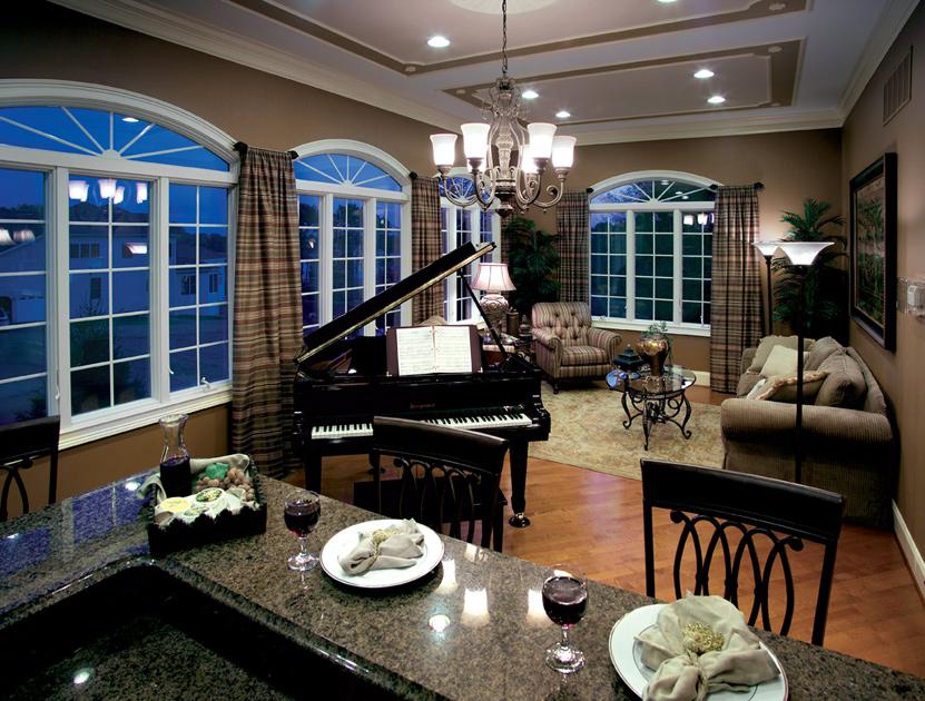 Dutchess Farm Estates The Henley Home Design