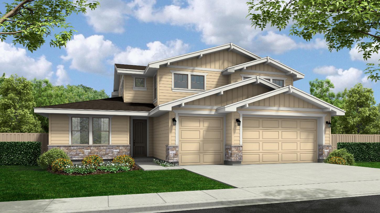 Hensley -  California Craftsman