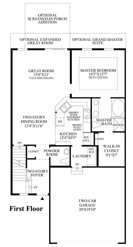 Hickory - 1st Floor
