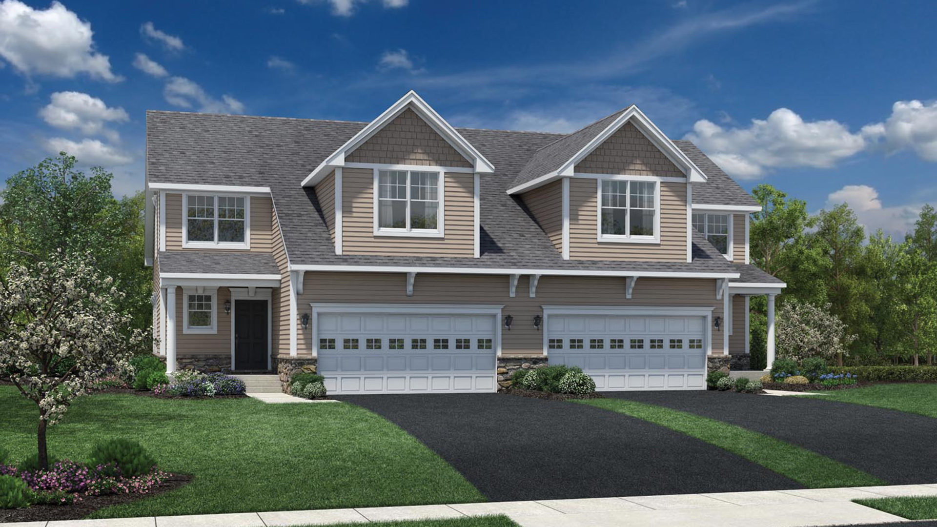 Ridgewood at middlebury the hickory elite home design for Elite home designs