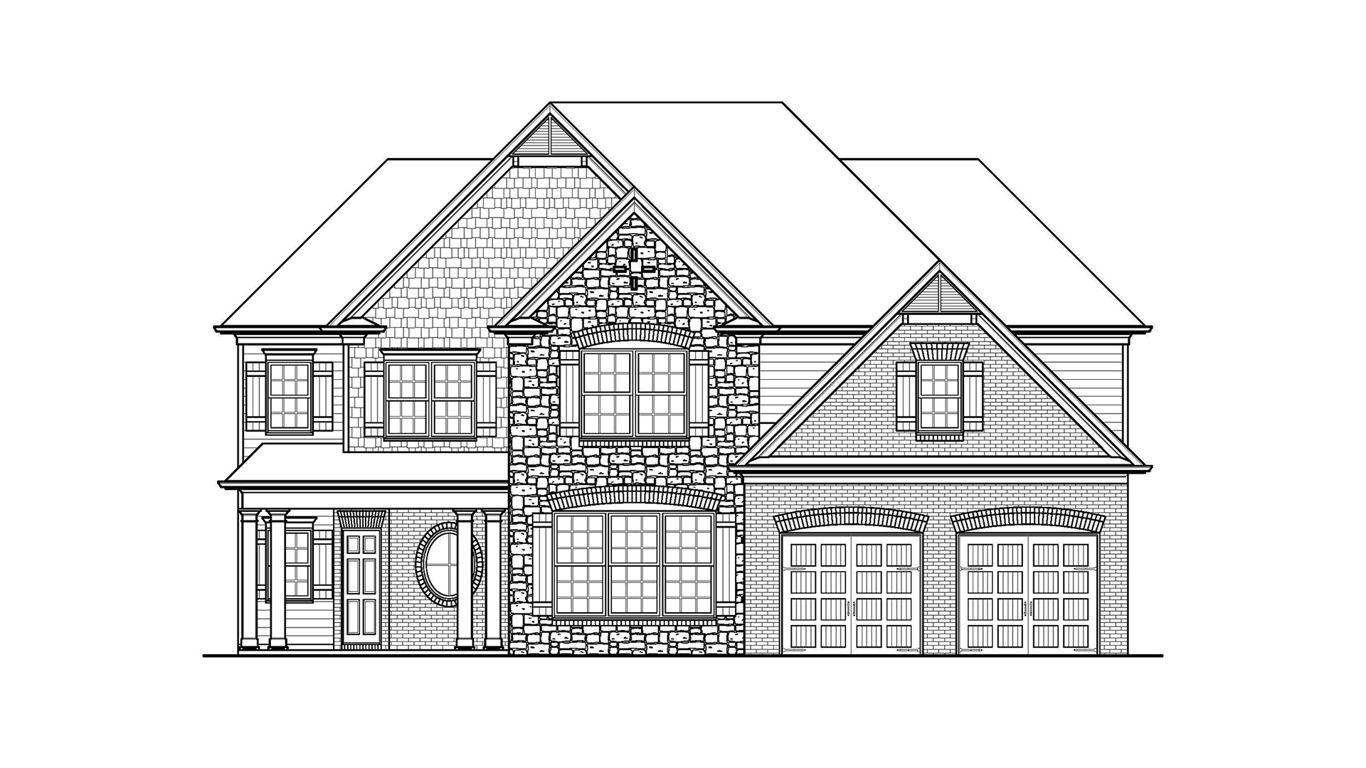 New Luxury Homes For Sale In Cumming Ga Lakehaven