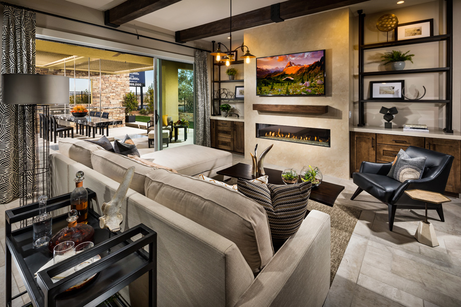Teen Driving App >> Toll Brothers at Inspirada - Brunello | The Hillcrest (NV) Home Design