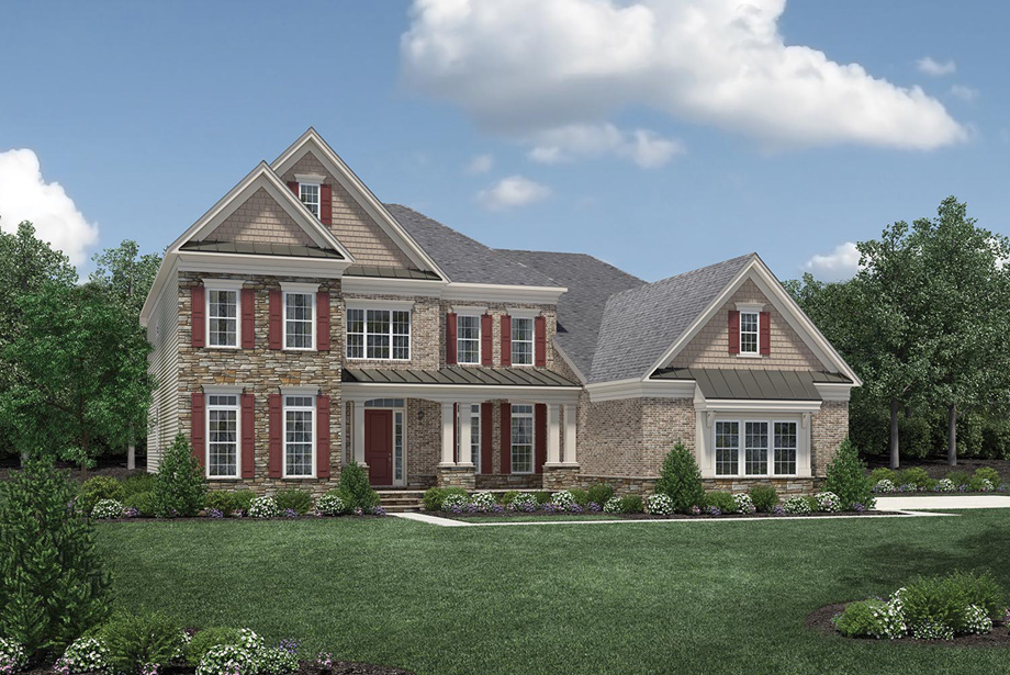 Branchburg Nj New Homes For Sale Steeplechase At Branchburg