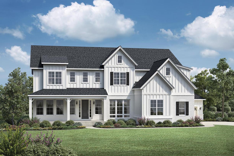 Hollister -  Modern Farmhouse