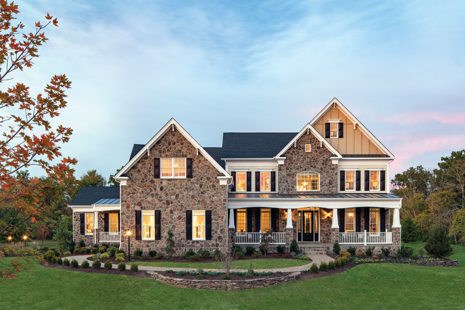 Haymarket va new homes for sale dominion valley country for Modern homes for sale in virginia