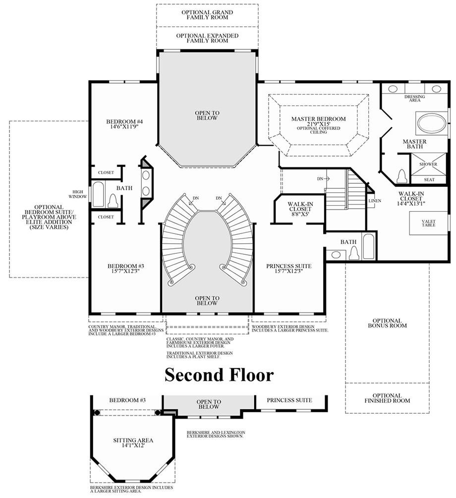 reserve at holmdel the hollister home design