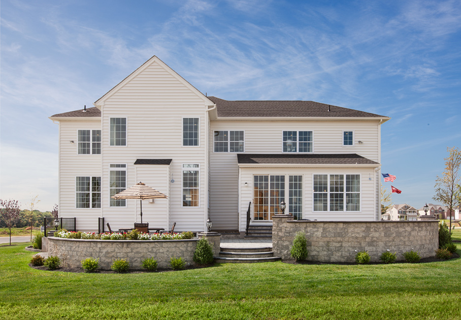 Hollister   The Woodbury. Estates at Bamm Hollow   The Hollister Home Design