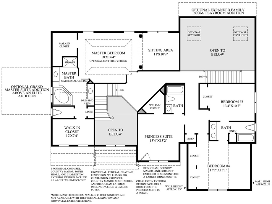 Hopewell floorPlan
