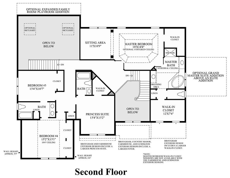 Toll Brothers Carlsbad Floor Plan: Toll Brothers At Montcaret