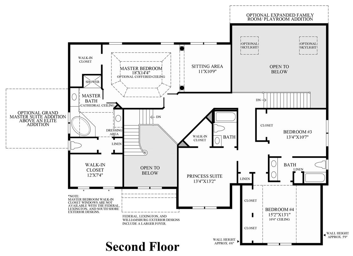 ridings at cream ridge the chelsea home design view floor plans