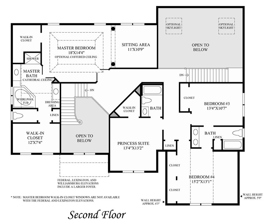 Hopewell Floor Plan