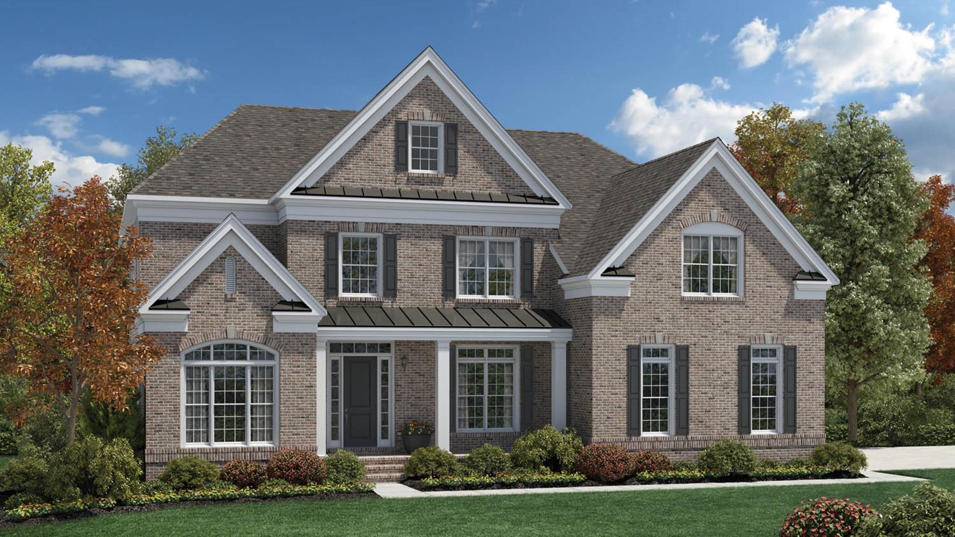 Estates at bamm hollow the hudson home design for Hudson home designs