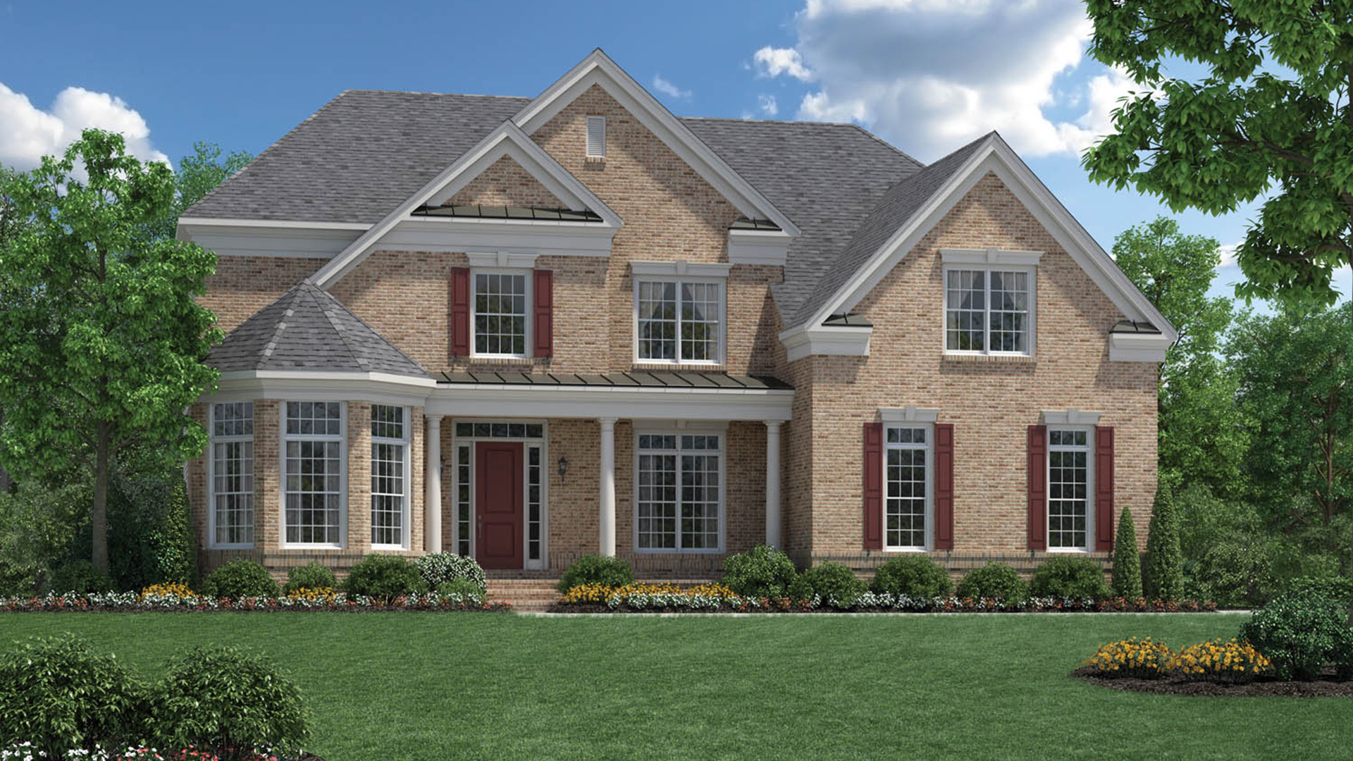 Reserve at franklin lakes signature collection the for Hudson home designs