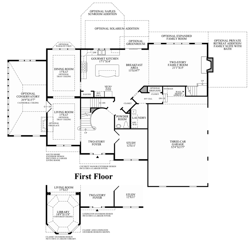 Hudson - 1st Floor