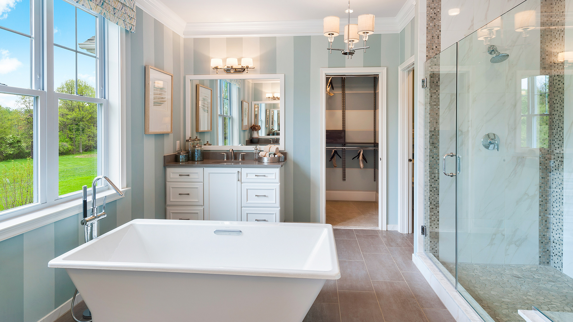 Luxury Bathrooms Photo Gallery bathroom inspiration gallery | toll brothers® luxury homes