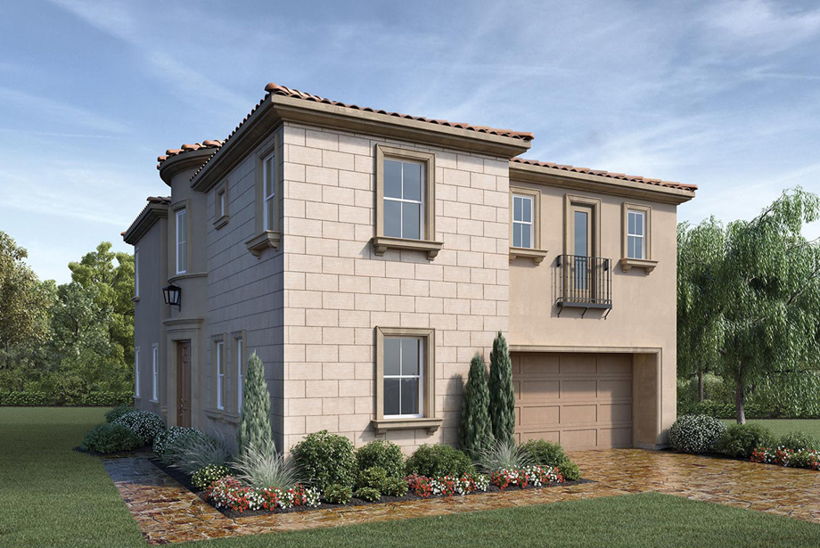 Arlington at parkside quick delivery home calaveras for Italianate homes for sale