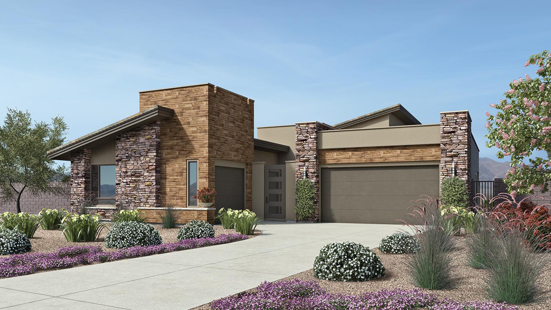 Ironwood quick delivery home indigo desert contemporary for Ironwood homes