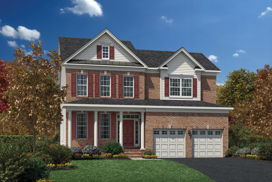 Kb home design studio houston best free home design for Kb home designs