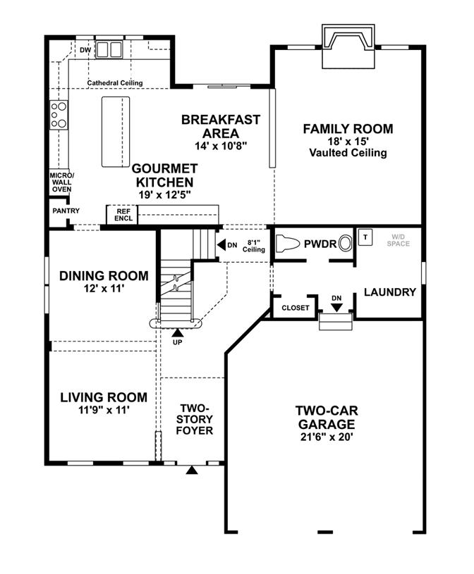 Arbor Homes Floor Plans: Ann Arbor MI New Construction Homes