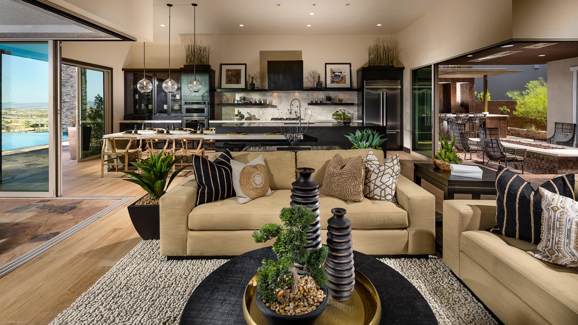 Ironwood | The Indigo Home Design on Ironwood Kitchenette  id=63950