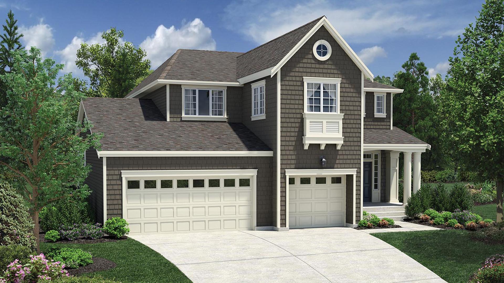homes designs pictures. Jefferson with Basement Talon Ridge  The Home Design