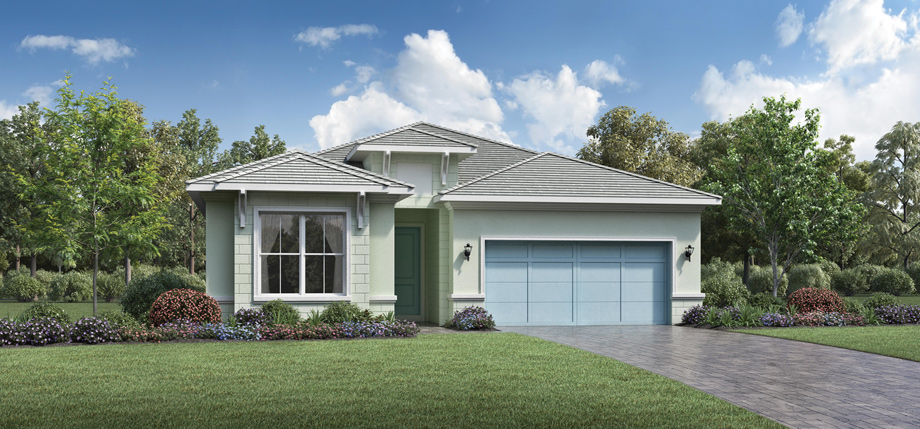 Toll Brothers - Regency at Avenir - Palms Collection Photo