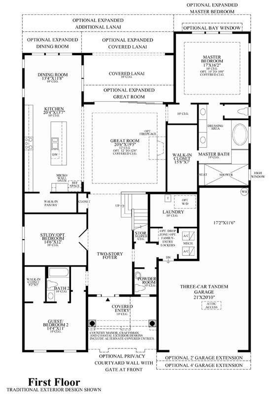 Julington - 1st Floor
