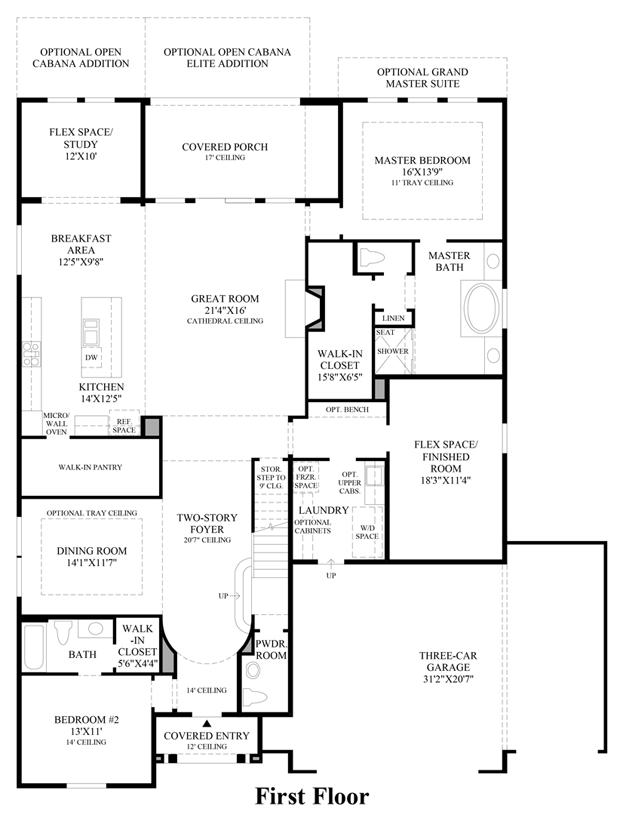 Juniper Floor Plan Part - 50: View Floor Plans
