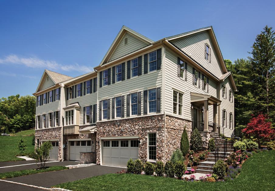 Toll Brothers at Valeria | The Killian Home Design