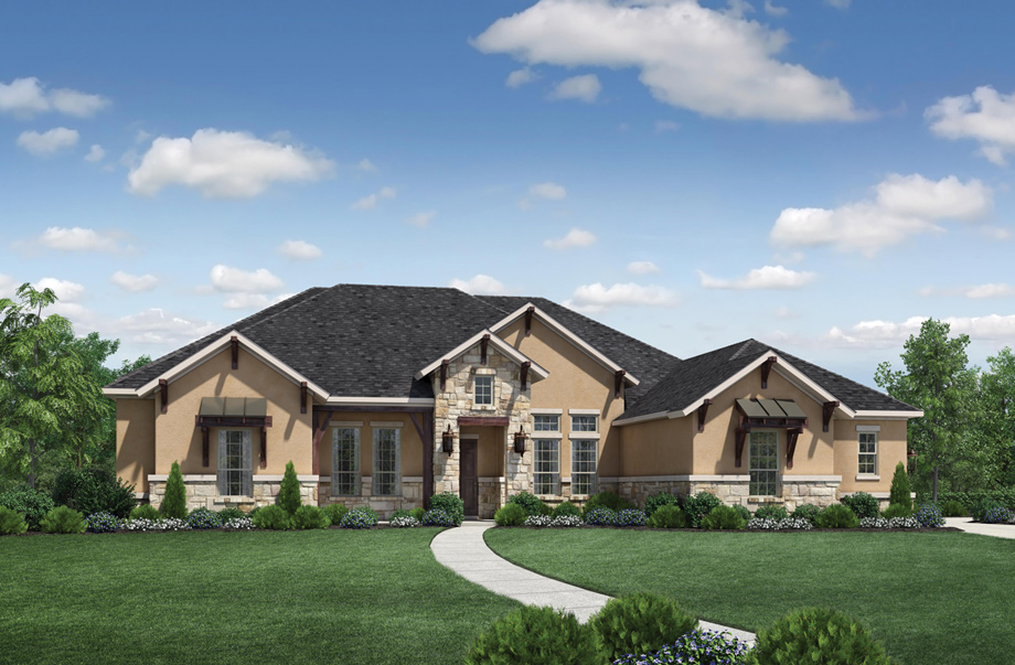 New Homes On Grapevine Lake Flower Mound